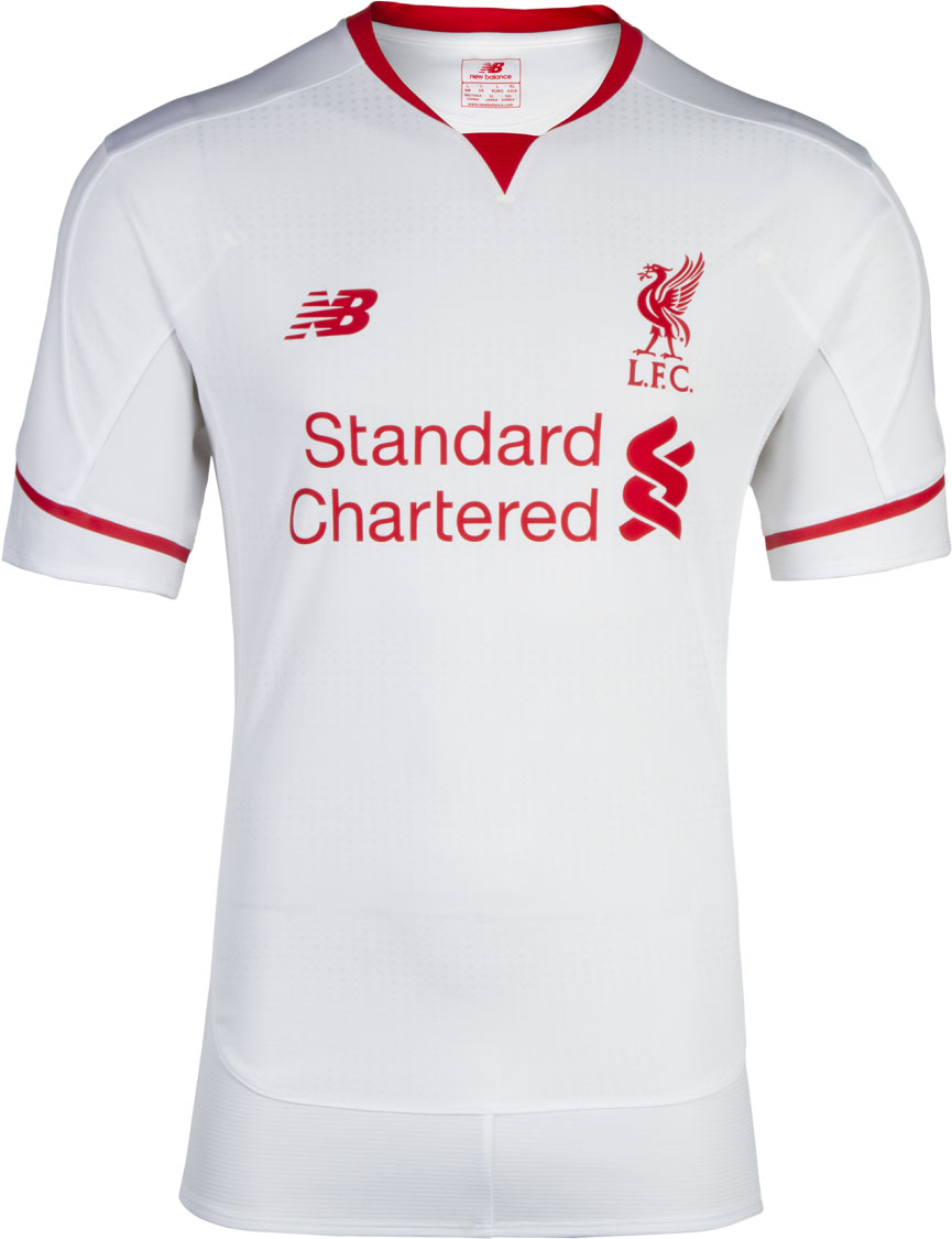 Jersey Away Liverpool 2016