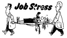 Coping with workplace stress