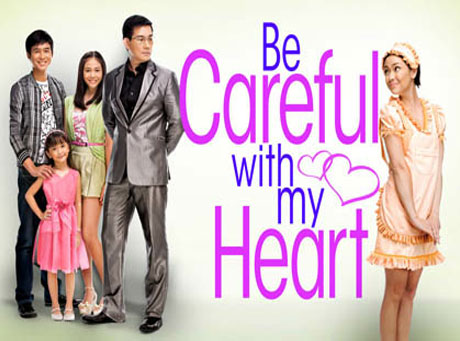 PLEASE BE CAREFUL WITH MY HEART STEALS DAYTIME LEADERSHIP FROM EB IN