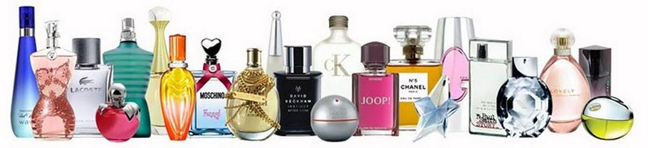 Las muestra en el perfume de la fragance