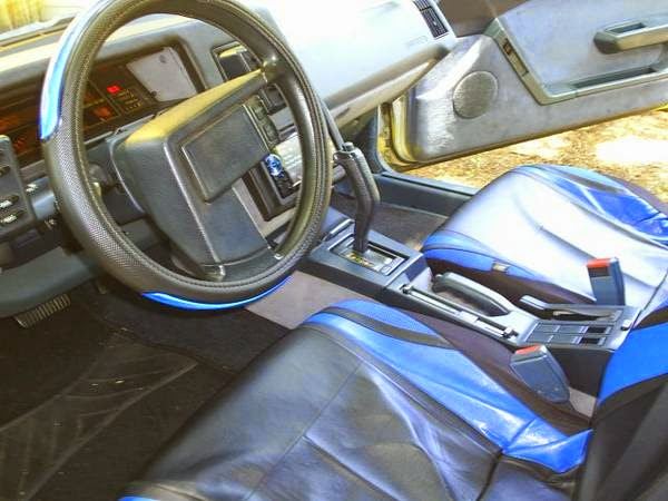 Rare 1987 Subaru Xt Turbo Sport Coupe Auto Restorationice