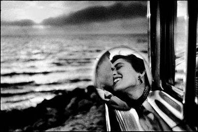 Elliott Erwitt - USA. Kalifornia. 1955.