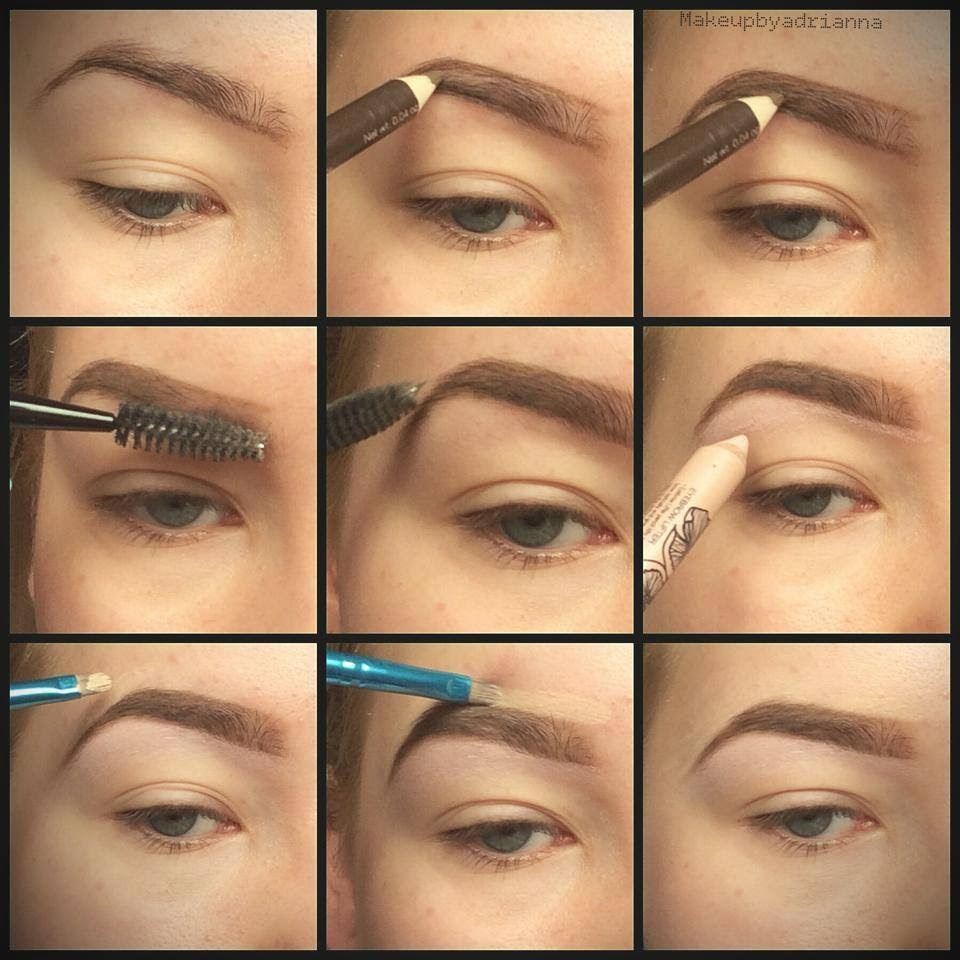 my fashion & beauty blog: Best Eyebrow Products & How to ...