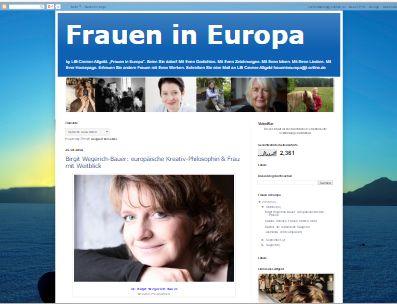 Frauen in Europa