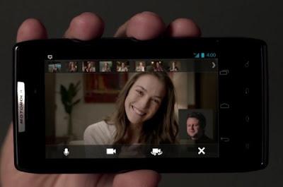Novos modelos de smartphones Android da Motorola em vídeo promocional