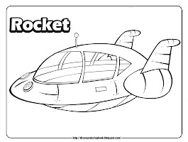 Disney Junior Little Einsteins Coloring Pages