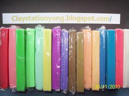 Eraser Clay