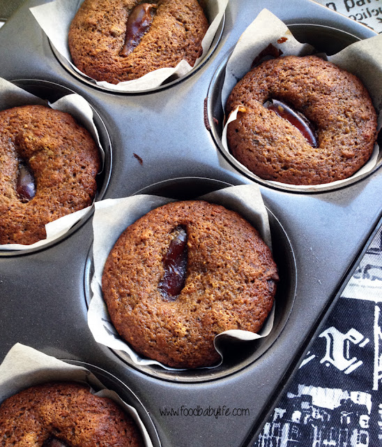 Sticky date muffins © www.foodbabylife.com
