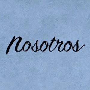 Logo do Projeto Nosotros. Fonte: Fan page do projeto.