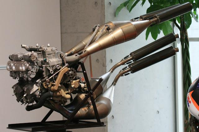 1997 HONDA NSR500 Moto Gp 499 cc V-4 -200bhp-engine