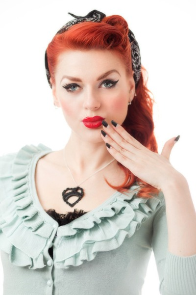 Madam Rozika: Retro Saç Modelleri
