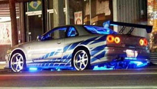 Japanese Street Race Cars