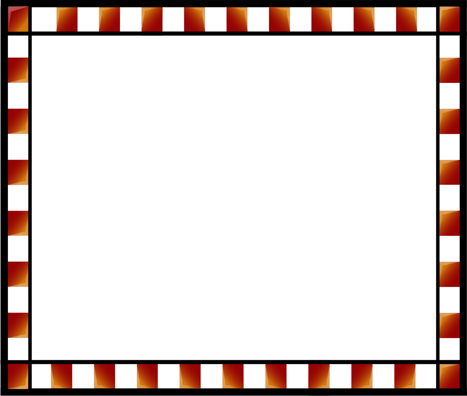 Blocks Of Frame Powerpoint Design PPT Backgrounds Templates