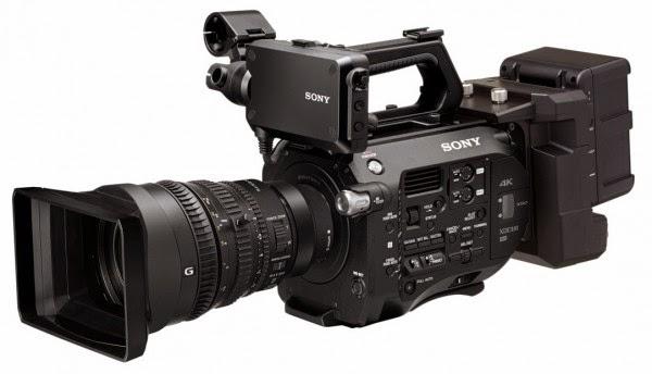 SONY PXW-FS7 4K SUPER35