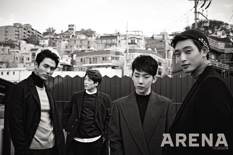 2AM Korean Boy Group
