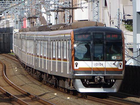 東急東横線 各停 元町・中華街行き 10000系@武蔵小杉