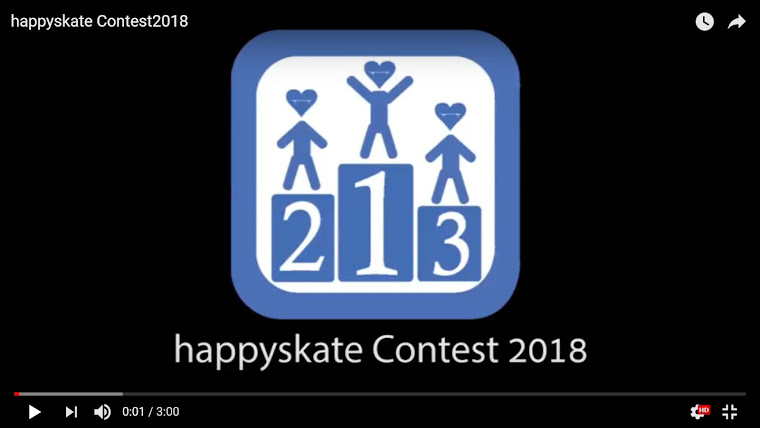 happyskate Contest 2018