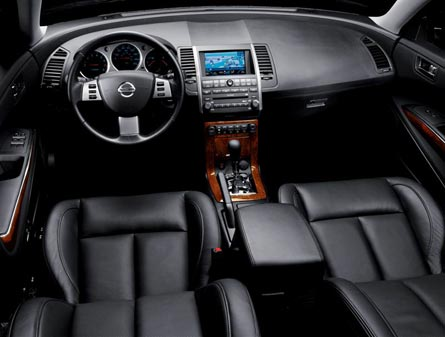 2012 nissan maxima features