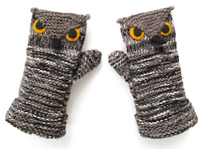 Unusual and Creative Gloves and Mittens (20) 5