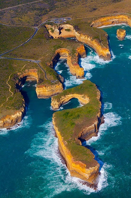 Twelve Apostles, The Great Ocean Road, Australia