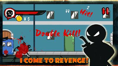 stickman revenge mod apk