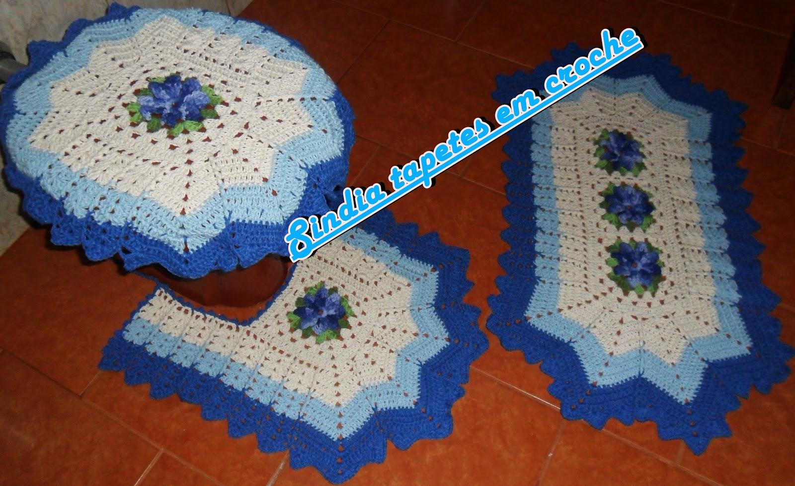 de banheiro com barbantes barroco e são francisco azul claro e azul  #792E12 1600x979 Banheiro Cor Azul