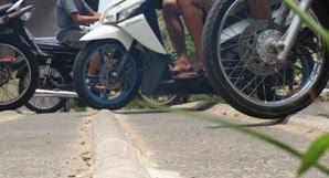 Dishub Tarakan Pastikan Bukan Asal Pasang Speed Trap - Ardiz Borneo