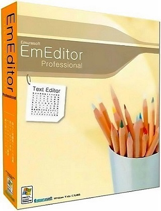 Emurasoft EmEditor Professional 17.2.0 Beta 3 poster box cover