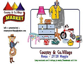 Country & Co. Village - Roma 27/28 maggio