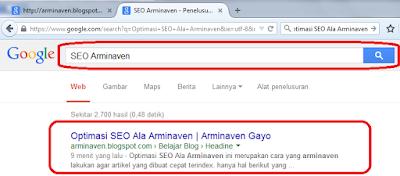 SEO Arminaven