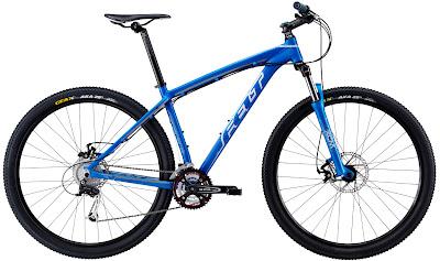 2013 Felt Nine 70 29er Bike