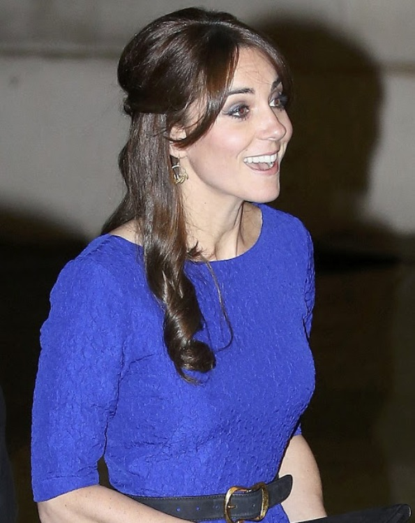 Catherine, Duchess Of Cambridge Attended The Fostering Excellence Awards