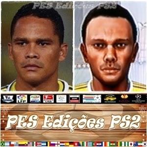 Carlos Bacca (Sevilla) e Colômbia PES PS2