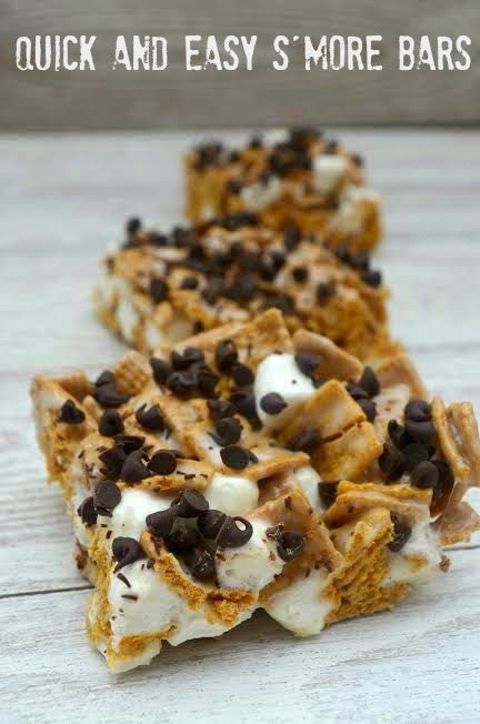 S'more Bars From Tales Of A Ranting Ginger