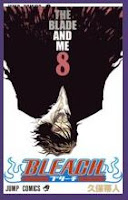 Bleach tomo 8
