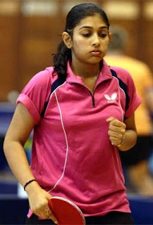 Neha Aggarwal Indian Table Tennis Champion