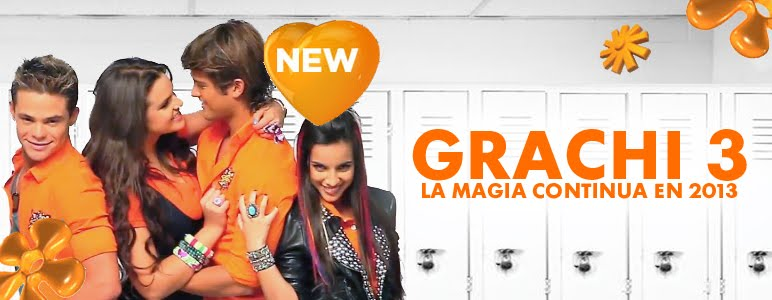 Grachi Segunda Temporada