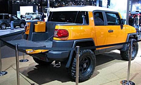 2016 toyota fj cruiser redesign auto toyota review. Black Bedroom Furniture Sets. Home Design Ideas