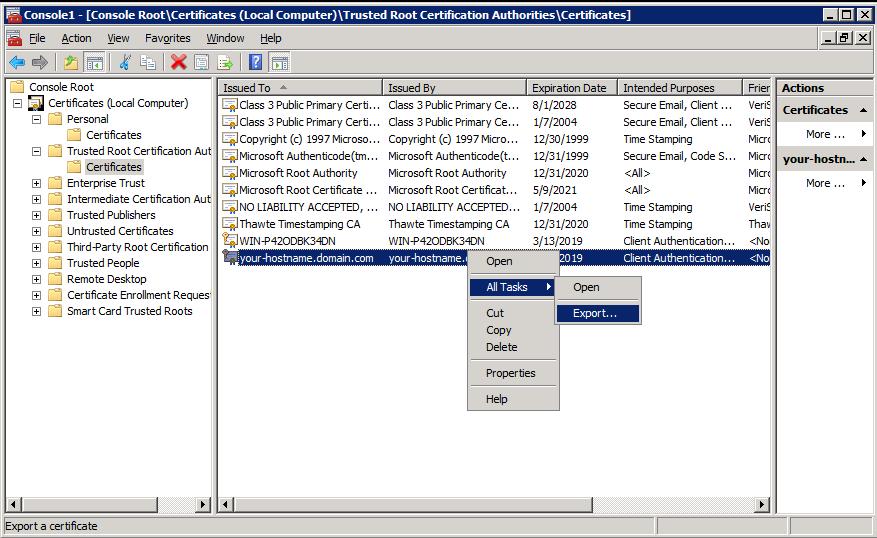 Wifinigel Microsoft Nps As A Radius Server For Wifi Networks Self