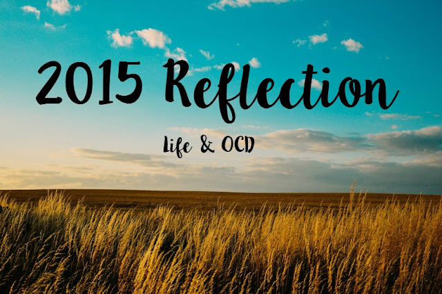 My 2015 reflection on OCD