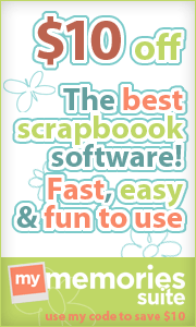 My Memories Suite 2 Digital Scrapbooking Software