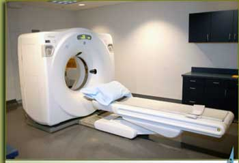 image of cat scan machine