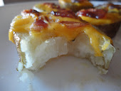 Potato Skin Slices