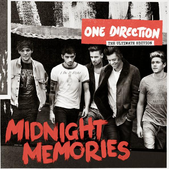One Direction - Midnight Memories (Deluxe) [Album] Cover