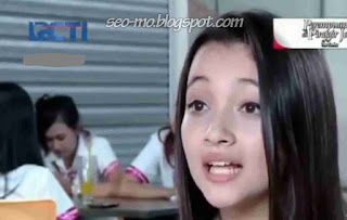 Photo Megan Domani Di Sinetron Anak Jalanan