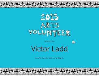 2015 Arts Volunteer