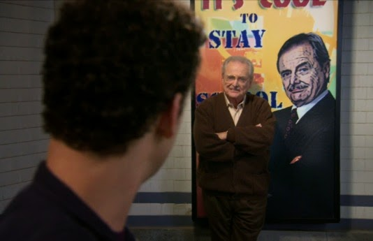 Mr. Feeny on Girl Meets World