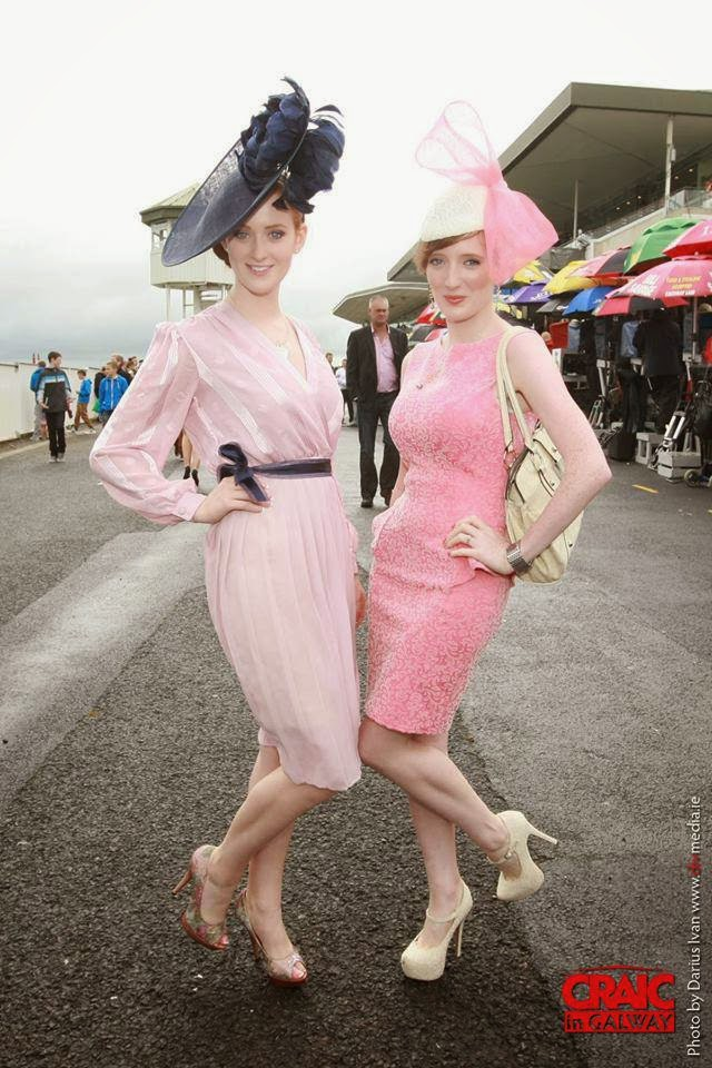 Galway Races fashion lookback