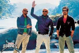 RaghuRam - Rajiv - Ranvijay : MTV Roadies