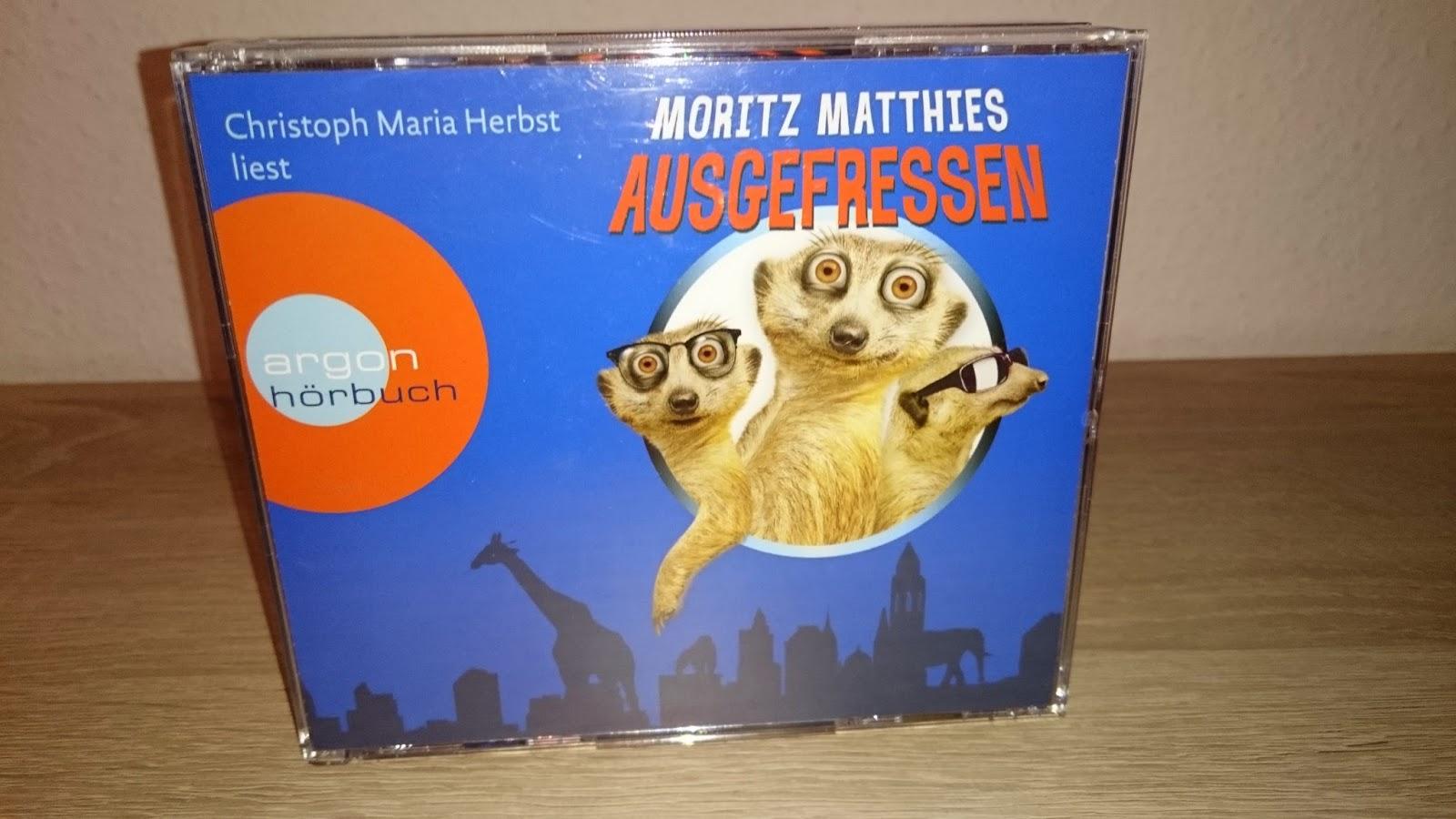 Moritz Matthies - Ausgefressen